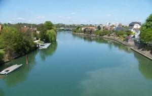 La Marne à Joinville