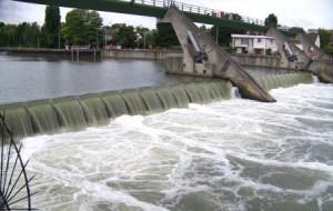 Barrage de Créteil